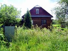 Часть  дома в д.Супонево Щелковского р-на