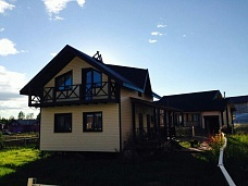 Продаётся  зимний дом 110кв.,м 2 этажа