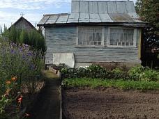 """Участок  с садовым домом в СНТ """"Раки"""