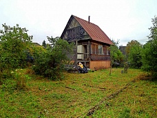 Дом  60 кв.м. на уч. 7 сот.СНТ