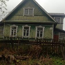 Продам  участок с домом в деревне Куйвози