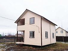 Новый  дачный дом в СНТ Талдомского район
