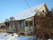 Дом  из бревна 76 м2 в д. Алексино