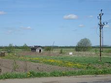 Участок   в центре д. Романовка