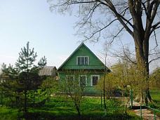 Зимний  дом из бревна