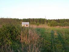 Участок  в деревне Верхняя Колония