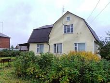 Теплый  дом в деревне