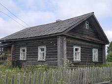 Дом  - в сторону Анисимово