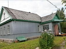 Жилой  зимний дом