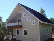 Новый  дом готов к проживанию