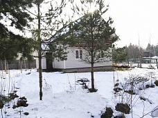 Новый  дом 130кв.м в Агалатово