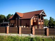 Дом  в лесном поселке