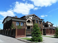 Прекрасный  жилой дом для большой семьи