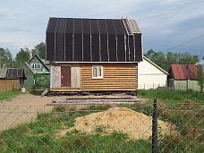 Недостроенный  дом