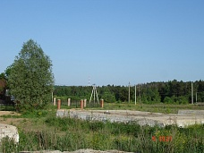 Участок  для ИЖС по Новорижскому шоссе