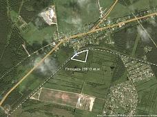 Земельный  участок в Пробе. 2 га.