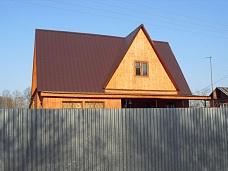 Дом  140 кв.м. на участке 8,5 соток