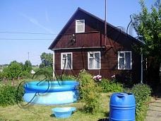 Дом  65 кв.м. на уч 15 соток Перхурово