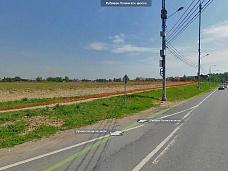 Земельный  участок, 26км от МКАД, с. Иславское, Рублево-Успенское шоссе.