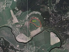 Земельный  участок, 25км от МКАД, Ильинское шоссе