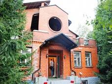 Кирпичный  дом ( индивидуальный проект)
