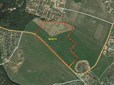 Земельный  участок, 43Га, в р-не Маслово, Ильинское шоссе, 24км от МКАД
