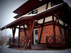Эксклюзивный  проект дома 125 м2