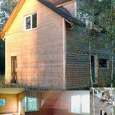 Дом  в 1 км от Кингисеппа