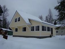 Новый  дом рядом с Сергиев Посадом
