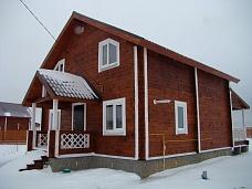 Дом  в деревне 45 км от С.Посада