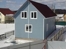 Дом  из бруса 150 м2 в пос. Некрасовский