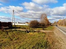 15  соток в деревне с инфраструктурой.