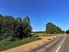 Участок  в  деревне у Бородино