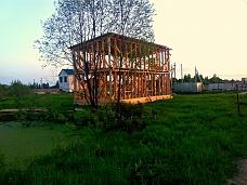 Земельный  уч.7сот. +недостроенный дом