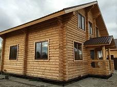 Новый  дом в д Тимково Ногинского района