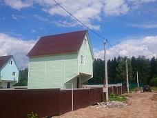 Коттедж,  100 м2, д. Дютьково