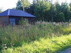 Участок  23 сотки с домиком в Усть-Луге