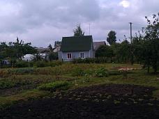 Участок  в деревне Плинтовка