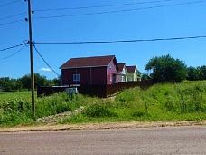 Новый  дом в д.Волдынское