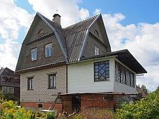 Недорогой  дом в 1 км от оз. Лебяжье